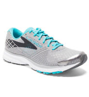 Brooks Womens Launch 3 Running Athletic Shoes 120206 097 Grey/Blue Size 6M NIB