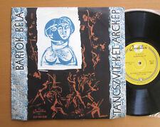 "Bartok Tancszvit Dance Suite Ket Arckep Two Portraits Qualiton 10"" HLP MK 1518"
