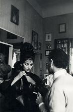 Photo Argentique Claudia Cardinale Actrice Cinéma 1963