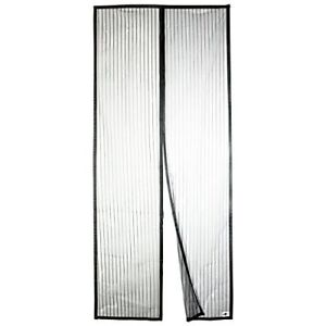Apalus Magnetic Screen Door, 100 x 210CM Super Fine Mesh Fly Curtain, Magnetic &