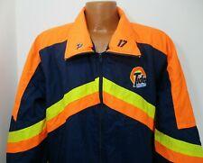 TIDE Racing Team Nylon Jacket Windbreaker Vintage 90's Men's XL