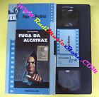 VHS film cartonata FUGA DA ALCATRAZ grandi film CORRIERE SERA (F70*) no dvd