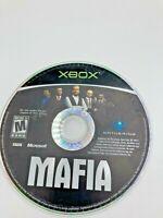 Microsoft OG Xbox Disc Only Tested Mafia Ships Fast