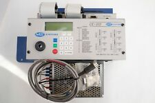 White Systems CIC-332 PLC Interface Carousel Storage System
