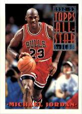 Michael Jordan #101 Topps 1993/94 NBA Basketball Card