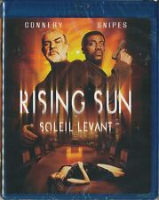 Rising Sun (Blu-ray Disc, 2010, Canadian) BRAND NEW