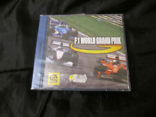 F1 World Gran Prix PAL Sega Dreamcast