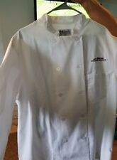 New England Culinary Institute Chef Trends chef coat (men's)