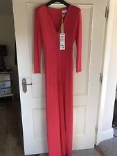 """ELISABETTA FRANCHI """"Red Carpet""""  Bougainville Dress Size IT 44 RRP £350"""