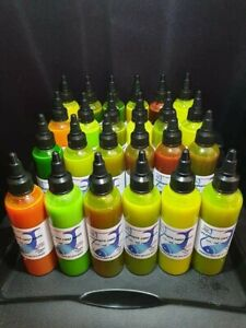 Carp Goo x1 Bait Smoke Fluorescent 125ml Bottles Fishing PVA Friendly