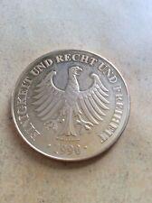 Exonumia: 1990 Germany Unification Gold Tone Medal (D193-1193)