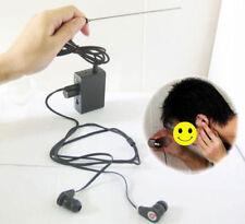 spy Wall microphone voice bug ear listen through Highly Sensitive Sound Detector
