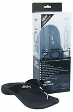Neat Zori Black Orthotic Thong Size 9 Online Only