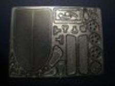 The Model Car Garage MCG-2286 Photo-Etched '34 Ford Grill Horizontal Bar