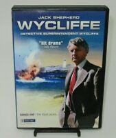 WYCLIFFE: SERIES ONE - THE FOUR JACKS, 3-DISC DVD SET, JACK SHEPHERD, 6 EPISODES