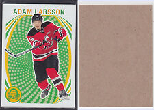 Adam Larsson 2013 13/14 O-Pee-Chee OPC retro blank backs #296 New Jersey Devils