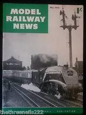 MODEL RAILWAY NEWS - MAY 1954