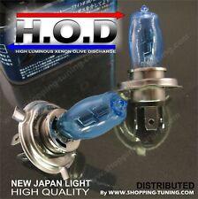 NEW KIT DE 2 AMPOULE XENON HOD H4 P43T 60/55W +30% 12V 5500K