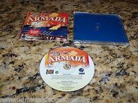3D Armada (PC, 1999) Game Windows (Mint)