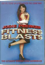 JODIE PRENGER FITNESS BLASTS DVD THE ULTIMATE WEIGHT LOSS EXPERIENCE