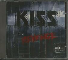 Revenge by Kiss   |  German Mercury CD