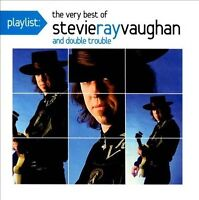 Playlist: The Very Best of Stevie Ray Vaughan and Double Trouble by Stevie Ray V