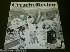 CREATIVE REVIEW - JAN 2012 - THE MUSIC ISSUE