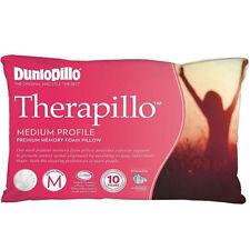 Tontine- Dunlopillo Therapillo  Medium Profile  Memory Foam Pillow