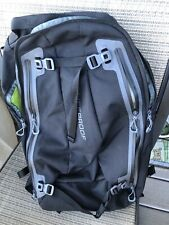 Life Proof 22L Waterproof Backpack Stealth Black/Lime NWOT $159.99