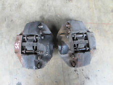 1975 Porsche OEM Front Brake Caliper Pair Left + Right