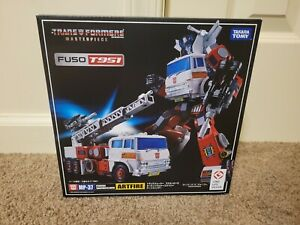 Takara Transformers MP-37 Artfire 2017 Targetmaster Masterpiece