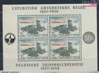 Belgien Block25 postfrisch 1957 Südpolarexpedition (8669793