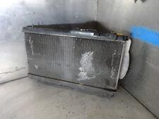 Subaru Impreza newage WRX bugeye 2001-2005 Coolant Radiator inc fans