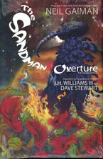 SANDMAN OVERTURE COMPLETE COLLECTION HARDCOVER Neil Gaiman Vertigo Comics HC