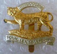 Badge- Leicestershire Regiment Hindoostan Cap Badge