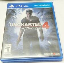Uncharted 4 A Thief's End Sony PlayStation 4 PS4 FAST SHIPPING