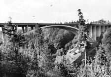 AK, Hermsdorf Kr. Stadtroda, Teufelstalbrücke, 1961