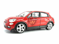 Mint In Box 1:43 Scale Model Of The New Fiat 500X By Mondo Motors, Official Fiat