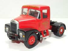 Corgi 16401 SCAMMELL TRACTOR UNIT SIDDLE C  COOK (270)