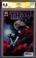 Marvel! Thor #10! Knullified Variant Cover! CGC SS 9.8! Signed by Donny Cates!
