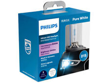 2x PHILIPS 6000K ULTINON D1S 85410WXX2 HID XENON HEADLIGHT BULBS 85V 35W