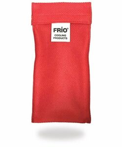 Frio Insulin Duo Cooling Travel Wallet Red