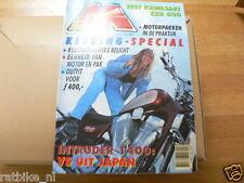 MO9330-KAWASAKI ZZR600,CROSS ANLOO,SUZUKI VS1400,MILAN,ONK ZOLDER,KLEDING SPECIA