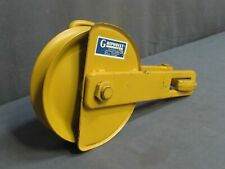 "GRIPHOIST Tirfor 5 Ton Pulley for ropes up to 1.5"" Diameter"