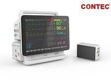 Icu Ccu Patient Monitor Vital Signs Multiparameter Capnograph Separated Co2 Ibp