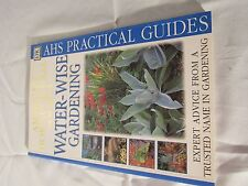 Water wise gardening sustainable practices earth friendly New Book DK