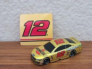 2019 Wave 4 Ryan Blaney Darlington Throwback 1/87 NASCAR Authentic Mystery Bag