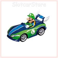 "Carrera Go 61260 Mario Kart Wii Wild Wing Luigi"""" 1:43 CAR AUTO"