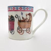 Wedgwood New Baby Teddy Bear Fine China Coffee Tea Mug