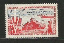 93X) FRANCE 1954** ANIV. DE LA LIBÉRATION - Yv. 983 (MNH)